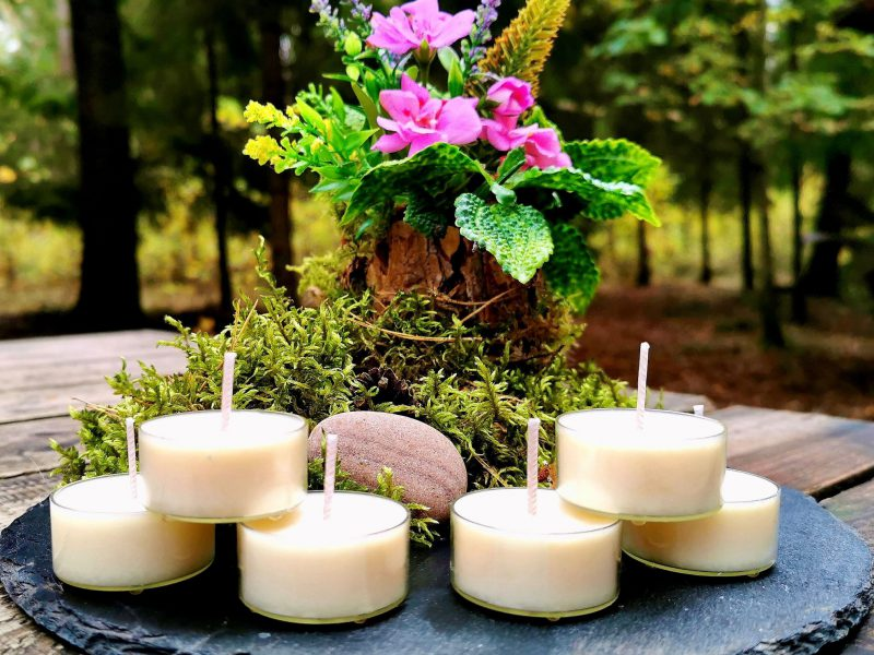 Arbatinės žvakutės